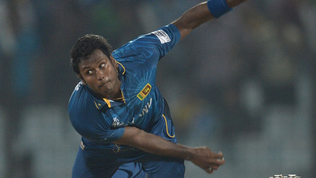 8.Angelo Matthews(Sri Lanka) 10 times