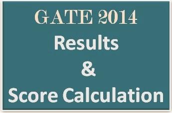 GATE 2014 Result