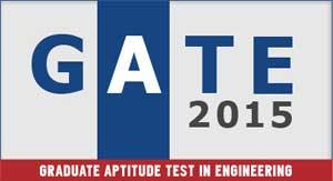 GATE 2015