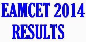 AP EAMCET Results 2014