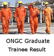 ONGC GT-2013 RESULT